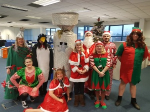 Christmas Dress Up Day