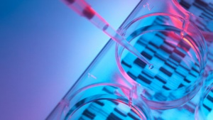 Image Of DNA Testing