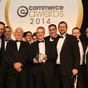 E Commerce 2014 Awards Photo