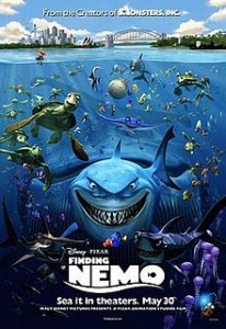 Finding Nemo Film Poster