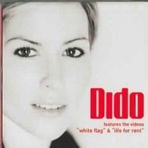 Dido White Flag Cover