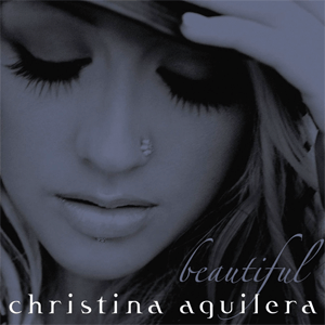 Christina Aguilera Beautiful Cover