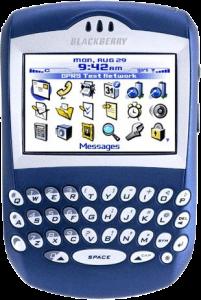 Blackberry Quark Icon