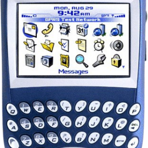 Blackberry Quark Icon