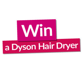 Win a Mind-Blowing Dyson Hair Dryer!