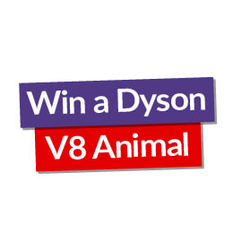 Win a Dyson V8 Animal! [Competition Closed]