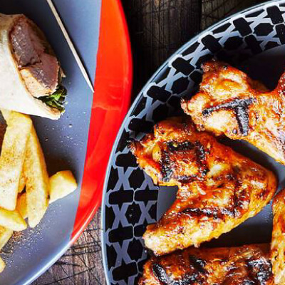 Nando's Peri Chicken Wings