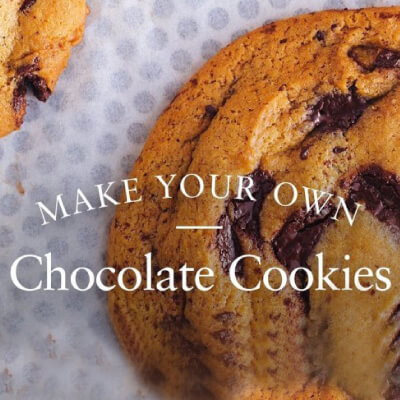 Pret Chocolate Chip Cookies