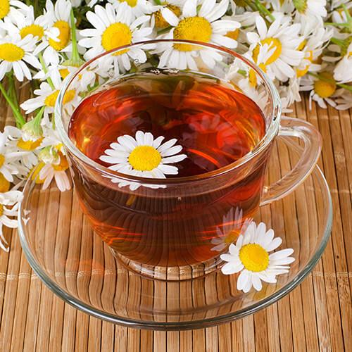 Cup Of Camomile Tea