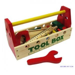 Kids Pay Tool Box