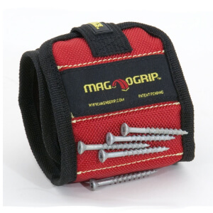 Magnetic Wristband With Screws