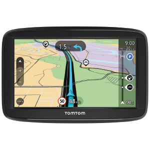Sat Nav With Map On Screen