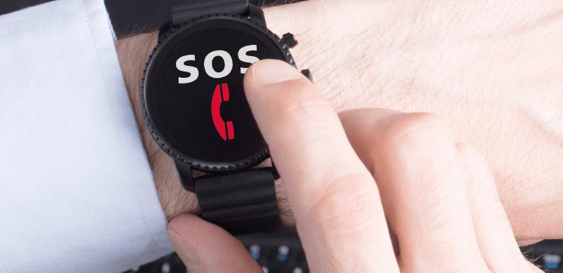 Smartwatch Calling SOS
