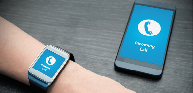 Calling Phone From Smartwatch