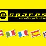 The eSpares name goes international!