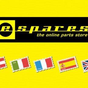 Espares Logo And Flags