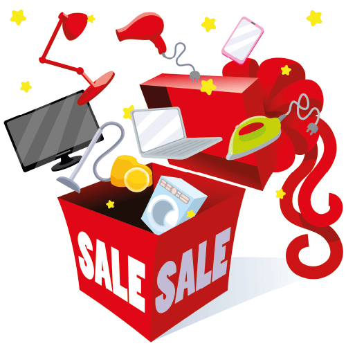 Box Of Gadgets Reading Sale