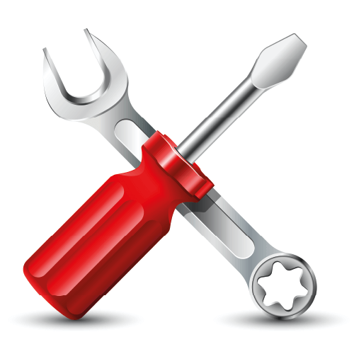Animation Of Fixing Tools