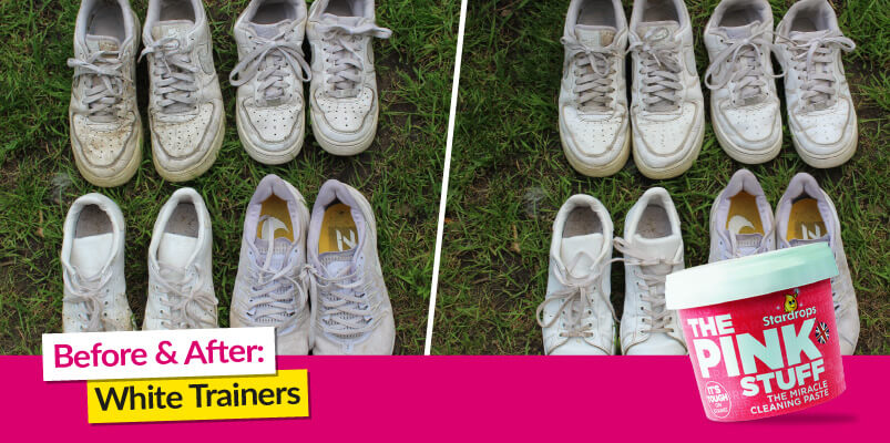 Before And After Trainers