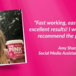Tried and Tested! eSpares reviews The Pink Stuff