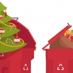 A complete guide to recycling Christmas responsibly