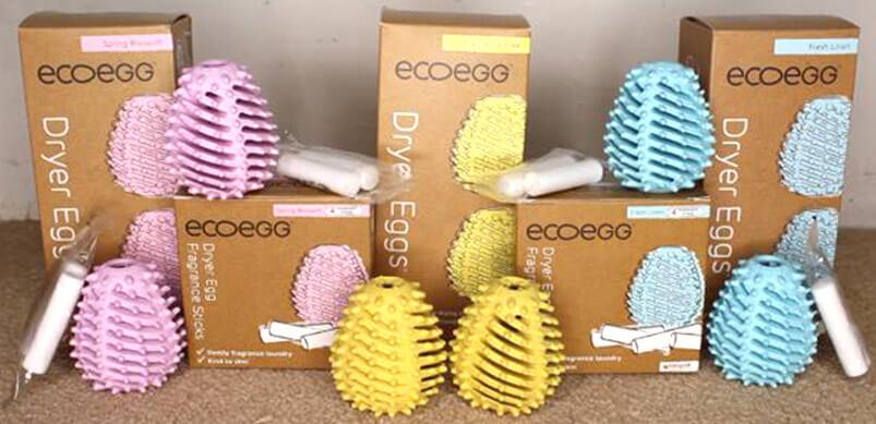 Dryer Egg Range