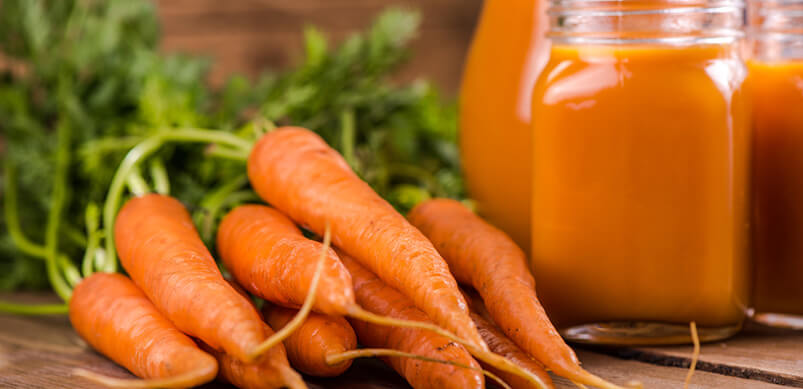 Carrots and Carrot Juice