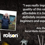 Tried and Tested – eSpares Reviews Rolson Garden Tools