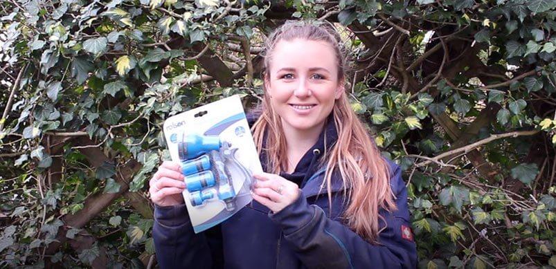 Amy With Rolson 7 Function Spray Gun Set