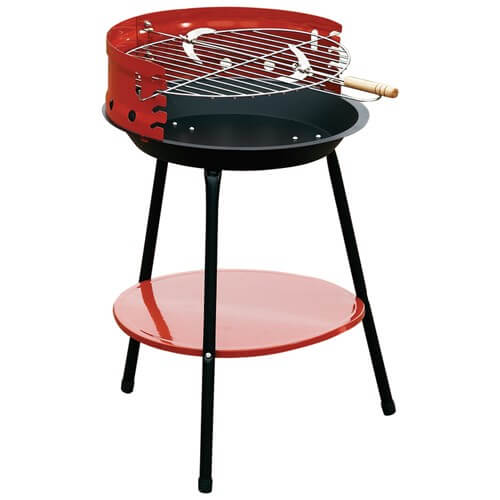 "14"" Basic Barbecue"