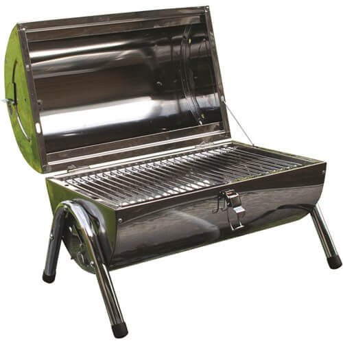 Kingfisher Stainless Steel BBQ