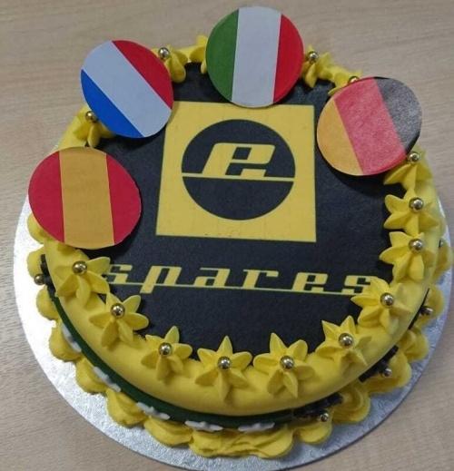 eSpares Cake