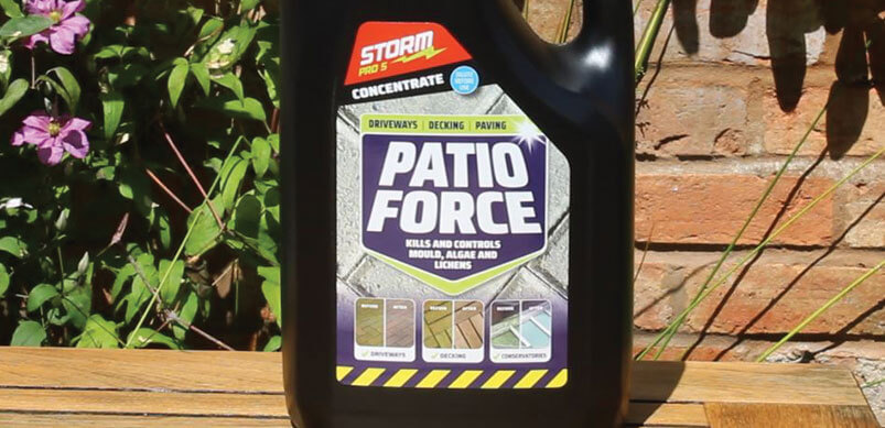 Patio Force Concentrate Cleaner