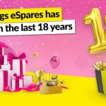 18 Proud eSpares Achievements From the Last 18 Years!
