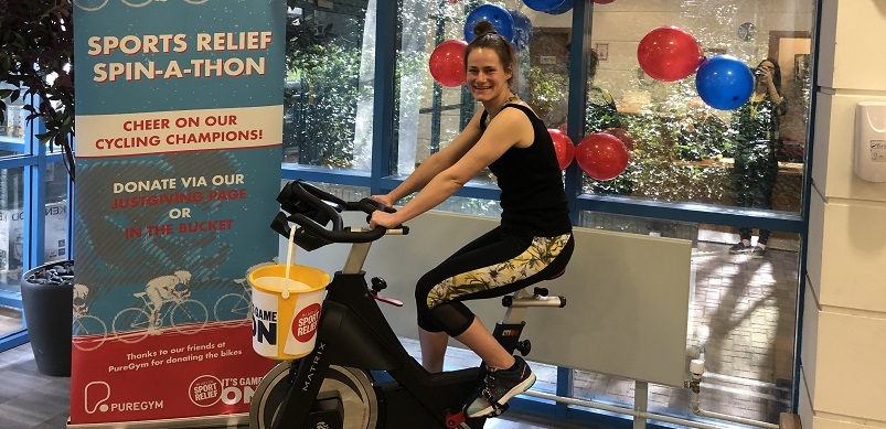 El Cycling for Charity